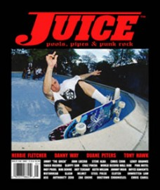Juice Mag 58: Duane Peters