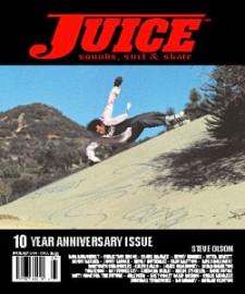 Juice Mag 57: Steve Olson